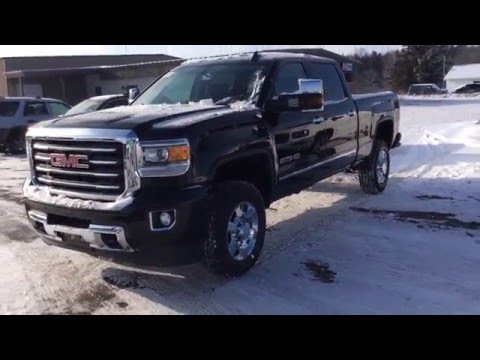 2016 Gmc Sierra 2500 All Terrain At Don Johnson Motors In