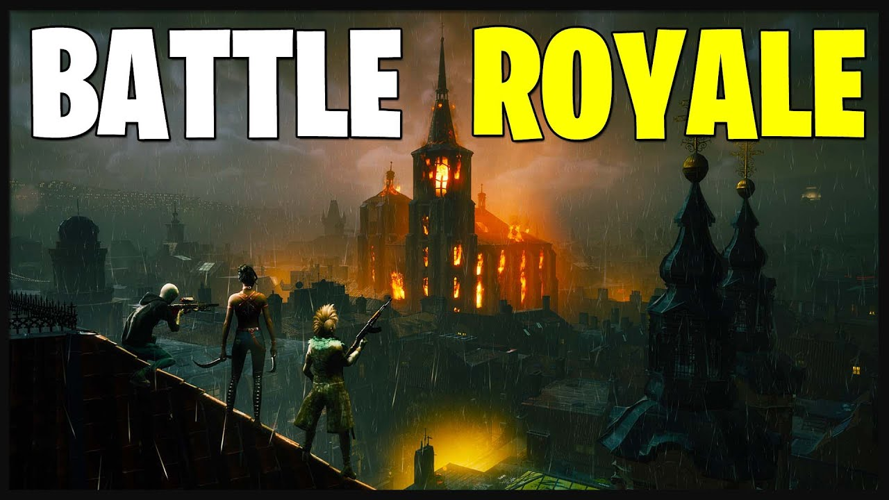 Download PLAYSTATION is about to get this AMAZING FREE Battle Royale!