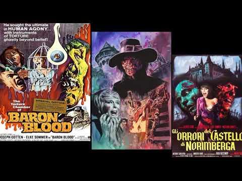 Download Baron Blood 1972 (U.S. version) music by Les Baxter