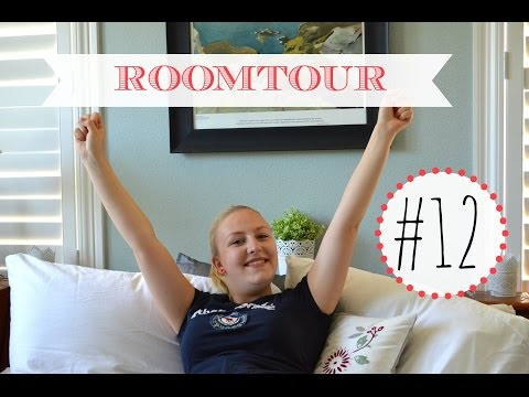 ROOM TOUR | Florida | Au Pair Vlog #12