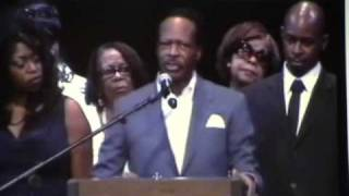 Walter Hawkins Funeral Edwin and Jamie Remarks.wmv