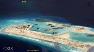 挑戰新聞軍事精華版--中國在南海「永暑島」建機場跑道;我國空軍「P-3C」將巡弋太平島