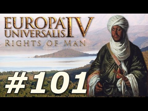 Europa Universalis IV: The Rights of Man | Ethiopia - Part 101