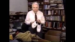 Andy Rooney.1998.  In case you missed it the first time.