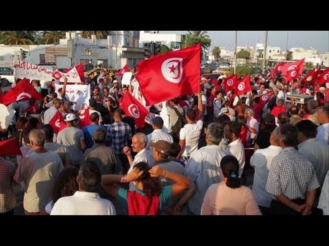 Thousands rally in Tunis to launch week of anti-govt demos