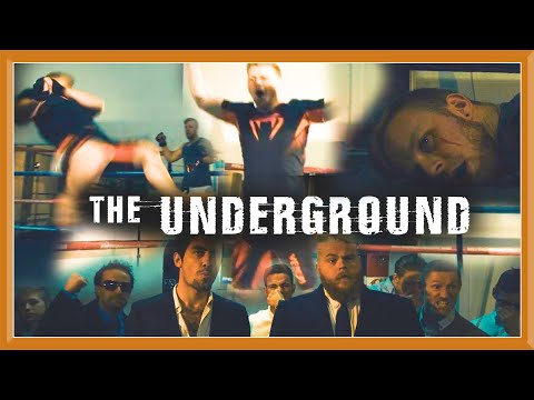 The Underground Fight Scene | Kicks & Flips | GNT