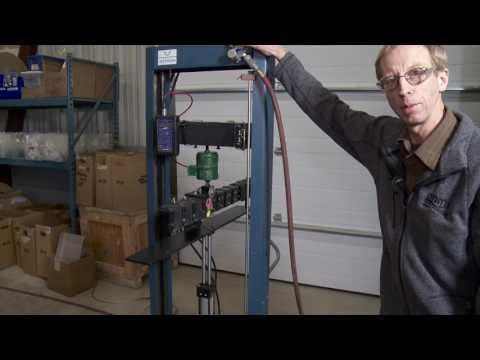 Cattle RFID Ear Tag Testing