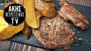 Μοσχαρίσια μπριζόλα με σως Hollandaise Επ.7 | Kitchen Lab TV