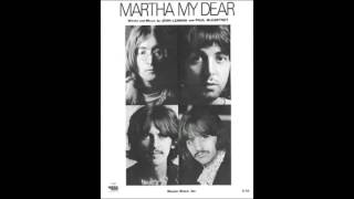 Martha my dear - The Beatles - Fausto Ramos
