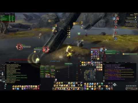 Rift: PvP Match 009 - Hilarious Codex Vault Sent Heals