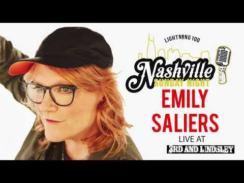 Emily Saliers full concert at Nashville Sunday Night on 9-17-17