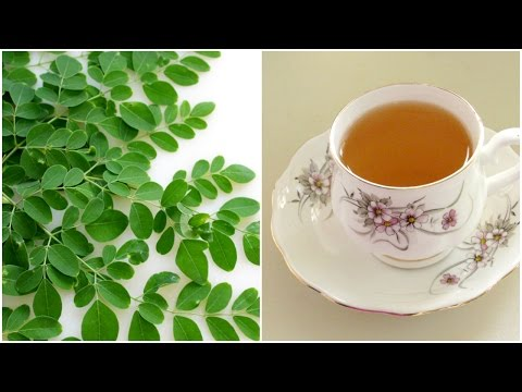 Moringa Weight Loss Tea - Thyroid/PCOS Tea - Lose 5 kgs & Get Rid Of Stubborn Belly Fat With Moringa