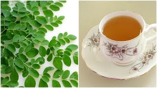 Moringa Weight Loss Tea - Thyroid/PCOS Tea - Lose 5 kgs & Get Rid Of Stubborn Belly Fat With Mor