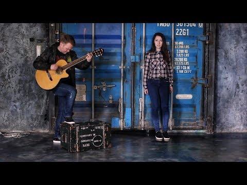 The Cranberries - Zombie (Ekaterina Bagaeva & Maxim Parshukov guitar cover)