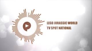 Sprecher Markus Kästle - Lego Jurassic World