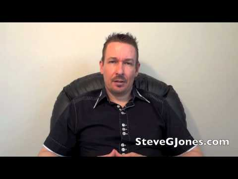 How to Use Hypnosis to Overcome Fear of Failure - Dr. Steve G. Jones