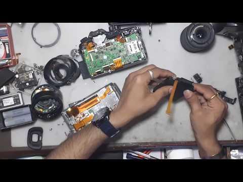 Panasonic Lumix GH5 ll how to repair panasonic Gh5 lcd cable