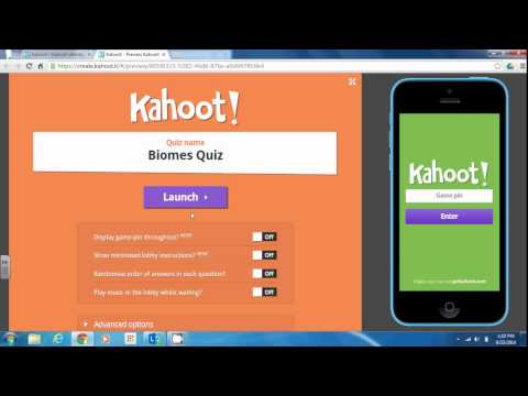 Kahoot! Game-Based Learning