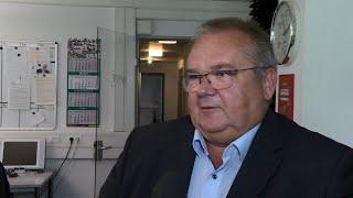 AfD-Bundestagskandidat Ingo Reetzke zu Besuch in unserer Redaktion
