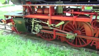 Dampfbahn Leverkusen stellt sich vor | Messevideo 2016 (HD) (14:44)