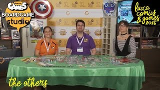 [Lucca Comics & Games] Boardgame Studio: the Others