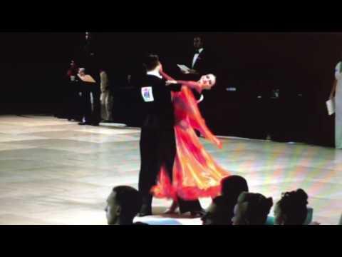 Leonid and Liana Slow Waltz United States Dance Championships 2016