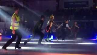 The Professionals On Ice 2015 (Group Routine)
