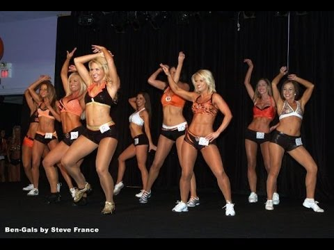 2015 Cincinnati Bengals Cheerleader Audition Tips
