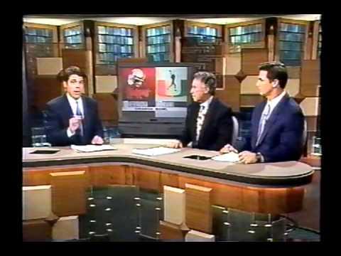 1995 Orange Bowl ESPN Short Postgame Clip