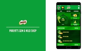 How to claim Champ gems from the MILO Store | Champ Squad | Nestlé PH