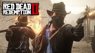 Red Dead Redemption 2 - HUGE NEWS! More Leaks, Gameplay & Previews Soon, Tomahawk Hunt & More!