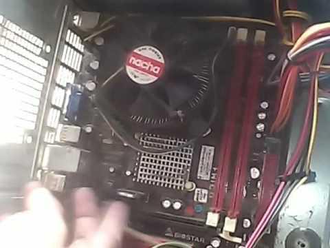 Mengatasi Cpu Komputer Gagal Booting Layar Monitor Tidak Hidup Youtube