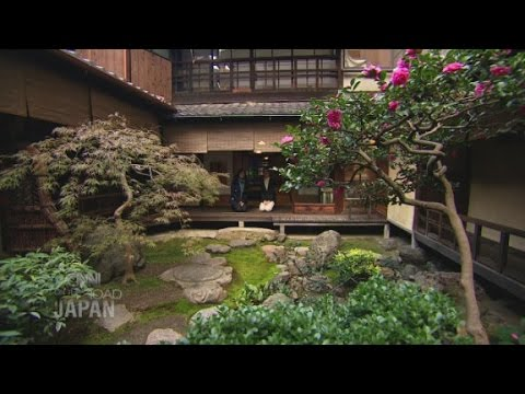 Saving Kyoto's beautiful homes