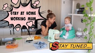Stay At Home Mum | What Mum Life Is Really Like For Me | Skye Wheatley