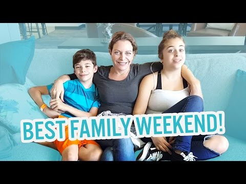 Best Family Weekend VLOG! Baby Ariel, Jacob, Sharon, and Jose