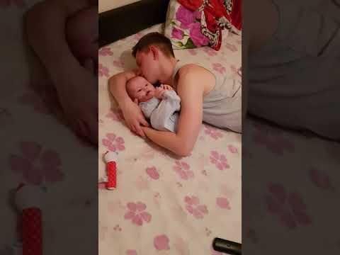 она спала а он ее трахнул