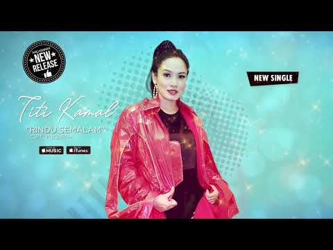 Titi Kamal - Rindu Semalam (Official Video Lyrics) #lirik