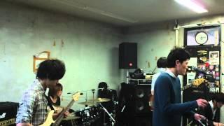 2014.03.19 中央大学軽音楽同好会 オリテン 椿屋の思惑と罠をバンドで演...