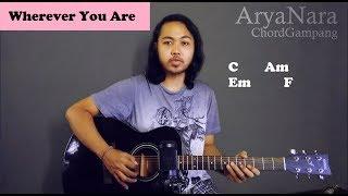 Chord Gang Wherever You Are ONE OK ROCK by Arya Nara Tutorial Gitar Untuk Pemula