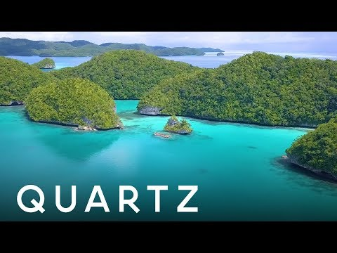 Palau is an island paradise standing up to the world