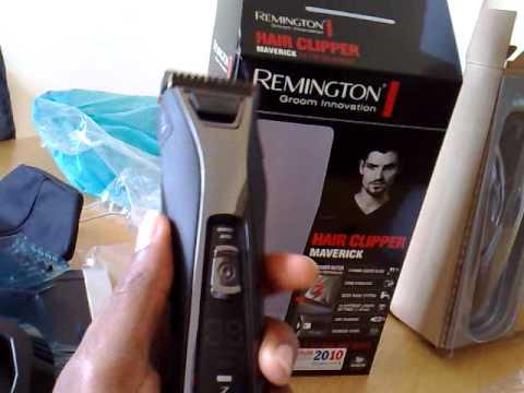 Remington HC5750 Clipper - Unboxing   Review (Remington Pro Power Series) 6ec524bfe7