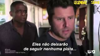 Psych, Season 7 - Santabarbaratown 2, Promo - Legendado PT-BR