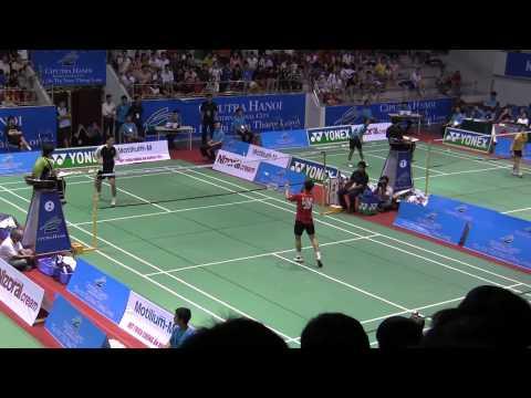 Nguyen Tien Minh vs Hu Yun 2009 2/10