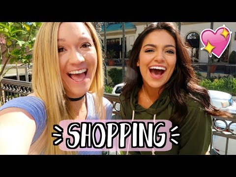 Download Youtube: Shopping with Bethany! Behind the Scenes!! AlishaMarieVlogs