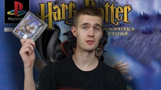 Harry Potter & the Philosophers/Sorcerers Stone for PSone Review