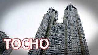 Tokyo Metropolitan Building - Tokyo in HD
