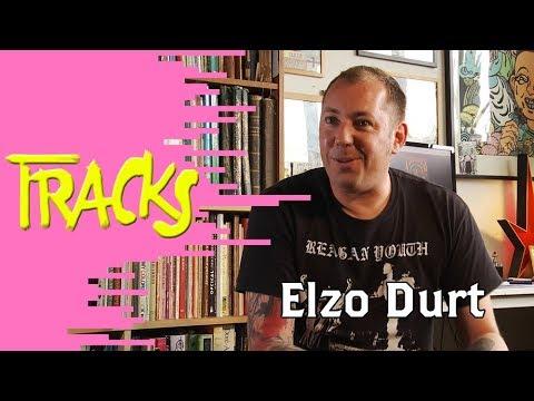 Elzo Durt raconte son poster pour les 20 ans de Tracks - ARTE