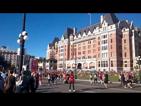 Victoria's The Fairmont Empress Hotel Before And After The Reno