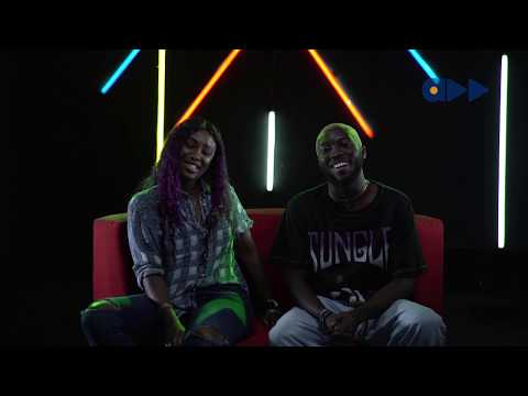 Tolani & Odunsi The Engine Guess The Beat Of Famous Songs