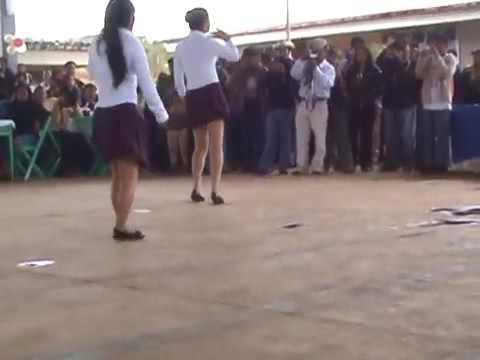 Tenejapa Chamula las chicas bailando bien xexi en vivo